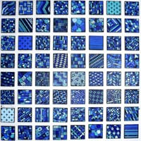 Motif Grid | Dimensions: 44in x 44in x 1in D | >Medium: acrylic on canvas board with hi gloss resin